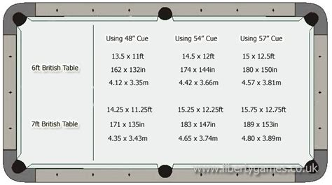 8 pool table dimensions billard toulet lambert pool table 7 ft 8 ft liberty games