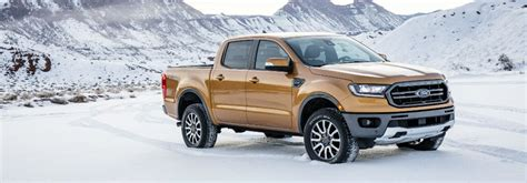 All-new 2019 Ford Ranger Trim Level And Package Lineup