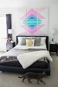 Wand Mit Bildern Gestalten : wandgestaltung und wanddeko ideen mit kunstvollen bildern ~ Sanjose-hotels-ca.com Haus und Dekorationen