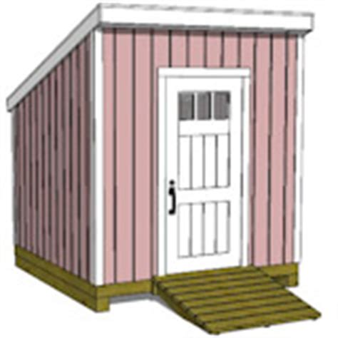 lean to shed plans 8x8 shed plans free 16x24 sanglam