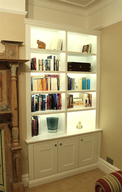 Bookcase Lights by Wardrobe Company Floating Shelves Boockcase Cupboards