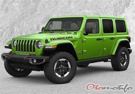 harga jeep rubicon 2018 review spesifikasi gambar otomotifo
