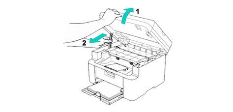 cambiar toner impresora brother dcp  consejos