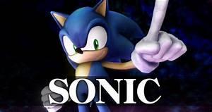 Sonic SSBB Smashpedia Fandom Powered By Wikia