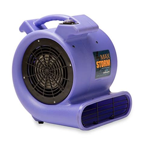 Soleaire Max Storm 1 2 Hp Durable Lightweight Air Mover