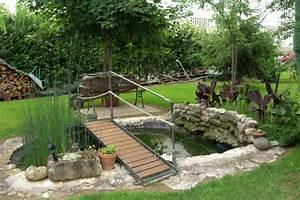 Prix Ardoise Deco Jardin : pont decoration jardin jardindeco reference maison ~ Premium-room.com Idées de Décoration