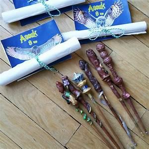Deco Harry Potter Anniversaire : les petites m un anniversaire harry potter party pour ses 9 ans ~ Melissatoandfro.com Idées de Décoration