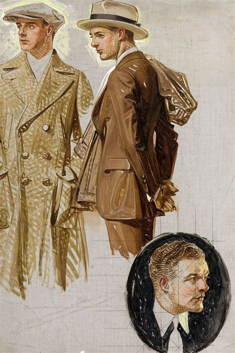 """Today's Inspiration Jc Leyendecker """" A Recluse"""