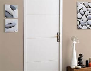 Prix D Une Porte De Chambre : prix d une porte int rieur pvc budget ~ Premium-room.com Idées de Décoration