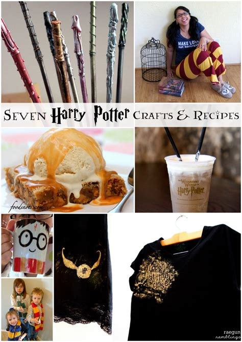 harry potter crafts  kids