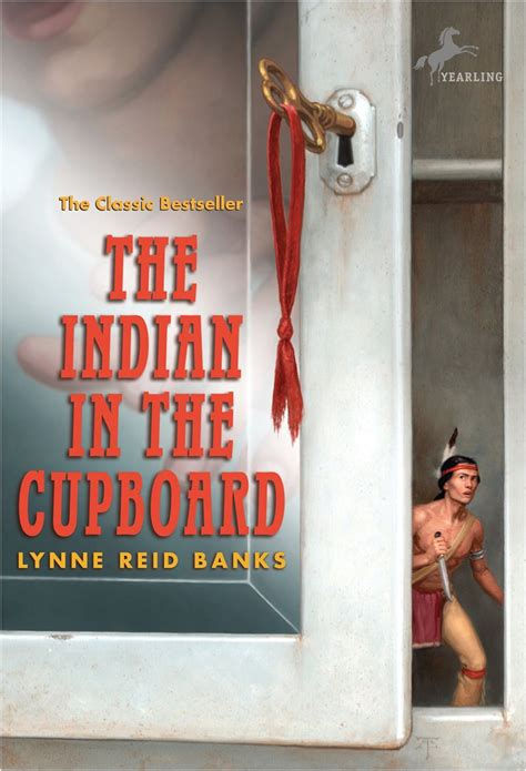 Indian In The Cupboard by The Indian In The Cupboard By Lynne Banks Scholastic