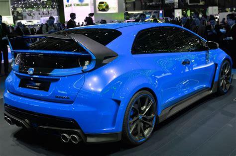 Honda Civic Type R Concept 2018picture 14 Reviews