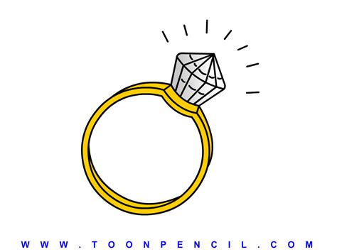 how to draw a wedding ring jewelry ideas