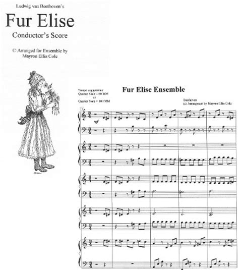 not angka lagu fur elise misteri aneh yang terdapat pada lagu beethoven fur elise