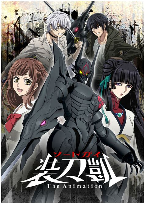 top new anime summer 2018 quot sword gai quot anime gets second season in summer 2018