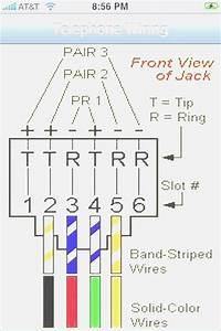 Rj11 Connector Wiring Diagram  U2013 Vivresaville Com