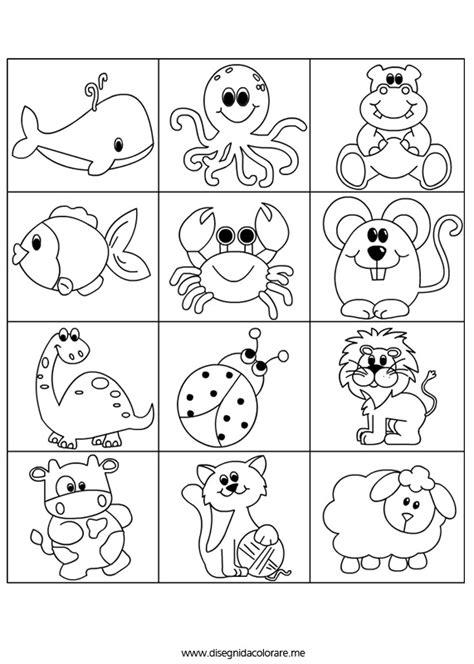 memory animali da stare e colorare disegni da colorare il sito dedicato ai disegni da