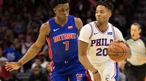NBA rumors: Pistons, Magic interested in Markelle Fultz ...