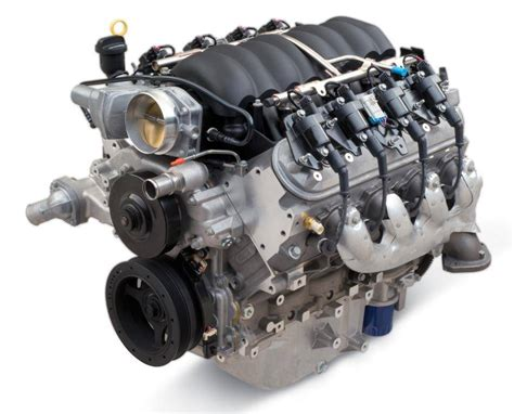 Chevrolet Crate Engines by 19369338 Chevrolet Performance Ls3 525hp Crate Engine