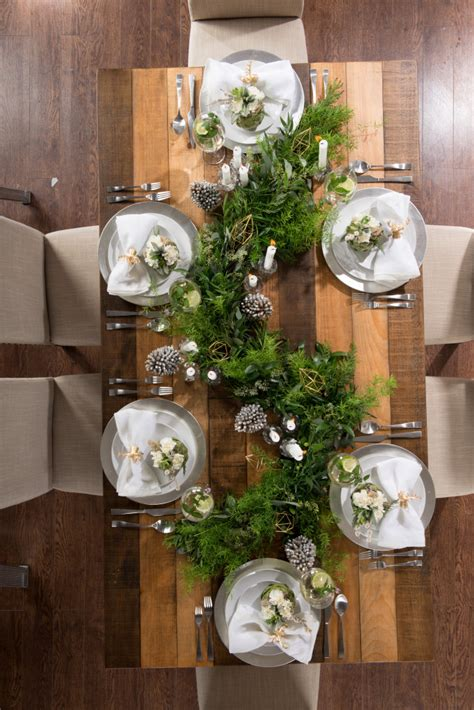 home decor winter table setting inspiration