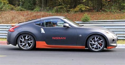 Nissan ตระกูล Z โฉมใหม่ อาจใช้รหัส Nissan 400Z มาพร้อม ...