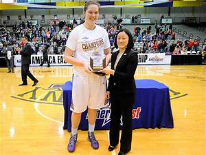 Megan Craig – One of the Tallest Players in D-I Women's ...