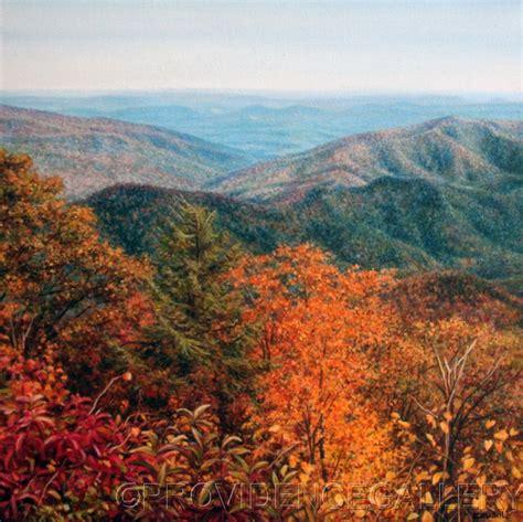 "Painting  ""autumn Splendor"" (original Art By Providence"