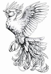 Phoenix bird. Rising from the ashes | Tattoos & Piercings ...