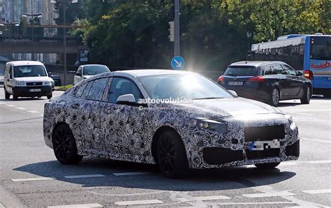 Spyshots 2019 Bmw 2 Series Gran Coupe Is Sniffing For