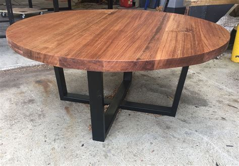Shop for round coffee tables at crate and barrel. 34+ Round Wood And Black Metal Coffee Table Pics - HOME IDEAS