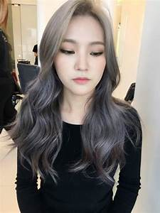 The New FallWinter 2017 Hair Color Trend Kpop Korean