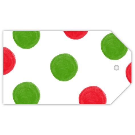 elf  holly holiday die cut gift tags paperstyle