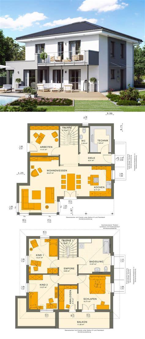 Haus Mit Erker Modern by Stadtvilla Modern Neubau Mit Walmdach Architektur Erker