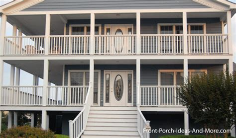 pictures house plans with porches front and back home plans coastal houses front porch pictures