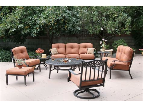 Darlee Patio Furniture Quality by Darlee Outdoor Living Charleston Cast Aluminum Antique