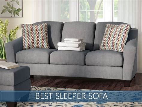 Sleeper Sofa Ratings by Top Sleeper Sofas 14 Best Sleeper Sofas For 2018