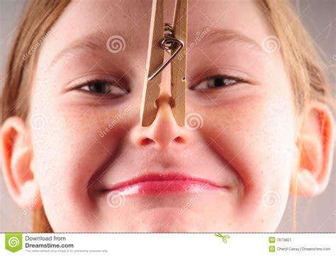 pince a linge nez fille et pince 224 linge