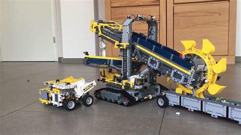 Lego Technic 42055 3 X Sbrick