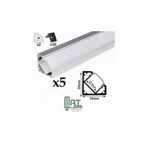 Ruban Led Blanc Chaud 220v : kit ruban led 3014 244 blanc chaud 30w m tre avec profil ~ Edinachiropracticcenter.com Idées de Décoration