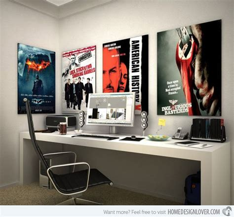 desk decorations for guys 20 ingenious workspaces for teenage boys desks lovers