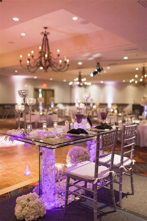 129 Best Images About Bling Sweetheart Tables On Pinterest