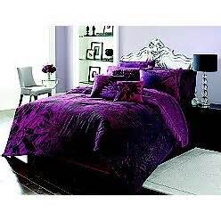purple sofia vergara comforter set joie de vivre pinterest