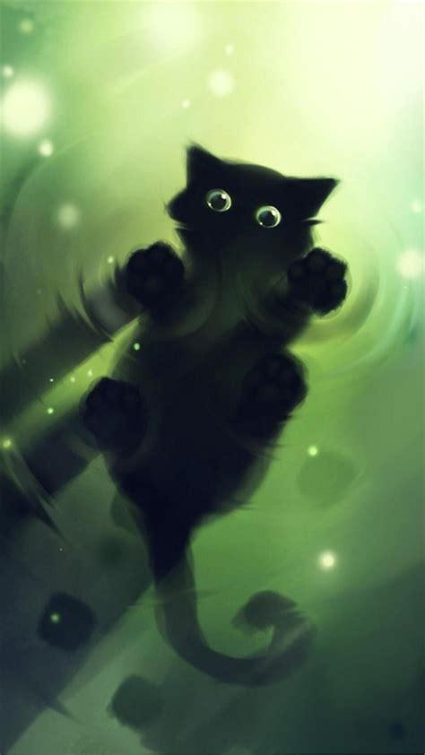 Anime Kitten Wallpaper - anime cat wallpaper 62 images