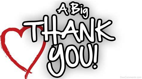 A Big Thank You Desicommentscom
