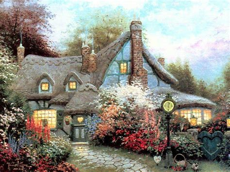 country cottage wallpaper computer country cottage wallpaper wallpapersafari