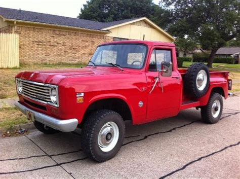 international harvester  sale  cars