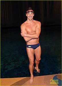 Ryan Lochte Puts His Speedo Back On For  U0026 39 Dwts U0026 39  Cirque Du Soleil Performance Practice  Photo