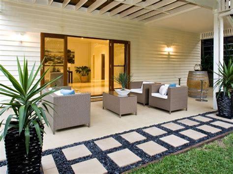 outdoor area design ideas indoor outdoor outdoor living design with verandah decorative lighting using grass outdoor