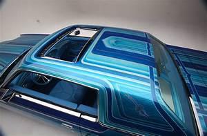 Galaxia Lighting 1973 Ford Ltd Blue Collar Blue Oval