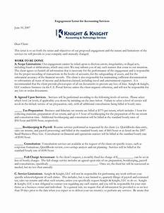 accounting consulting engagement letter sample templates With letter of engagement consulting template